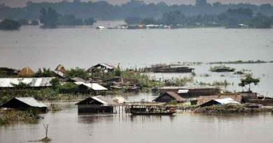 Assam flooded, UN said we are ready to help