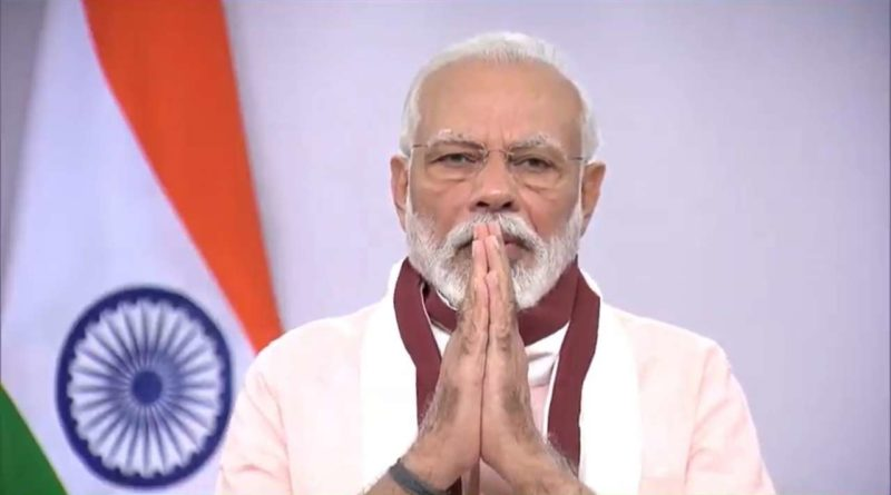Prime minister Modi turns 70 years old congratulations