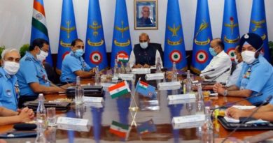 Meeting of top commanders of Indian Air Force begins
