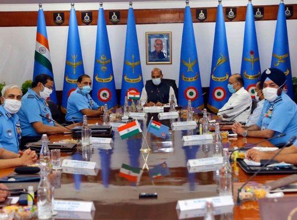 Meeting of top commanders of Indian Air Force begins