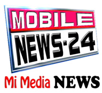 Mobile news 24 logo