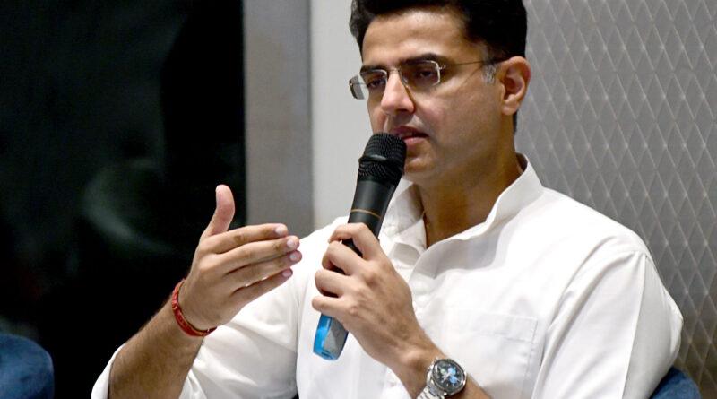 Rajasthan: Sachin Pilot sought time to meet Rahul Gandhi