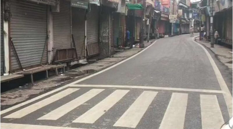Lockdown extended till 6 August in Bihar