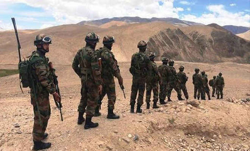 Chinese soldiers try to infiltrate in Ladakh again