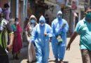 राह चलते लोगों की भी हो रही कोरोना संक्रमण की जांच