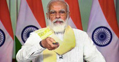 PM Modi inaugurated multi-storeyed flats for MPs in Delhi today