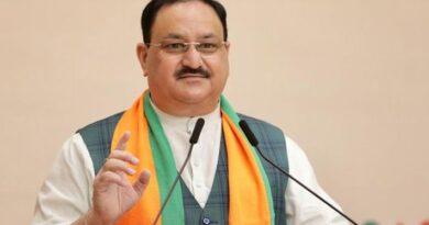 BJP president JP Nadda inaugurates BJP offices at 6 locations in Odisha