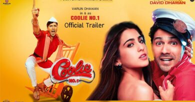 "Varun and Sara's upcoming movie ""Coolie No.1"" trailer released"