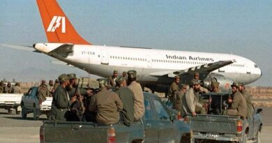 24 december 1999, terrorists hijacked Indian Airlines aircraft