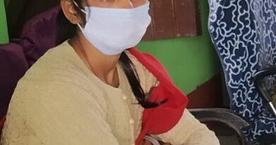 कोविड-19 के दौर में पूरी मुस्तैदी के साथ दोहरी जिम्मेदारी निभाई रंजू कुमारी ने