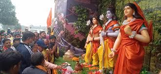 Prabhu Sriram reached Tretayug in Bharatpur block of Korea district ..