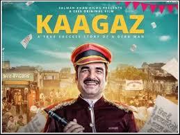 Pankaj Tripathi talks about his film 'Kagaz' ..
