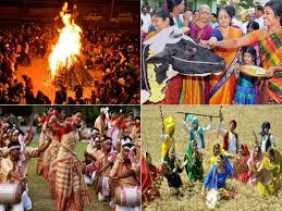 How do you celebrate Lohri and Makar Sankranti in different states ..