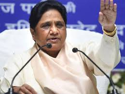 Mayawati made a big announcement on her birthday ..