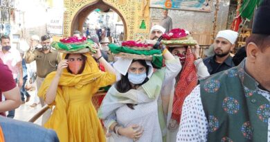 Ekta Kapoor, Riddhi Dogra and Monica Dogra took blessings in Ajmer Sharif!