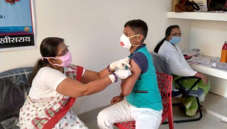 भागलपुर के नाथनगर में नौ अगस्त को शुरू होगा 15 घंटे का कोरोना टीकाकरण केंद्र
