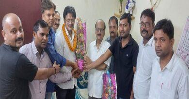 यूनिटी परिवार की ओर से डॉ. शशि भूषण को जद यू के प्रदेश कार्यकारिणी का बनाया गया प्रदेश सचिव